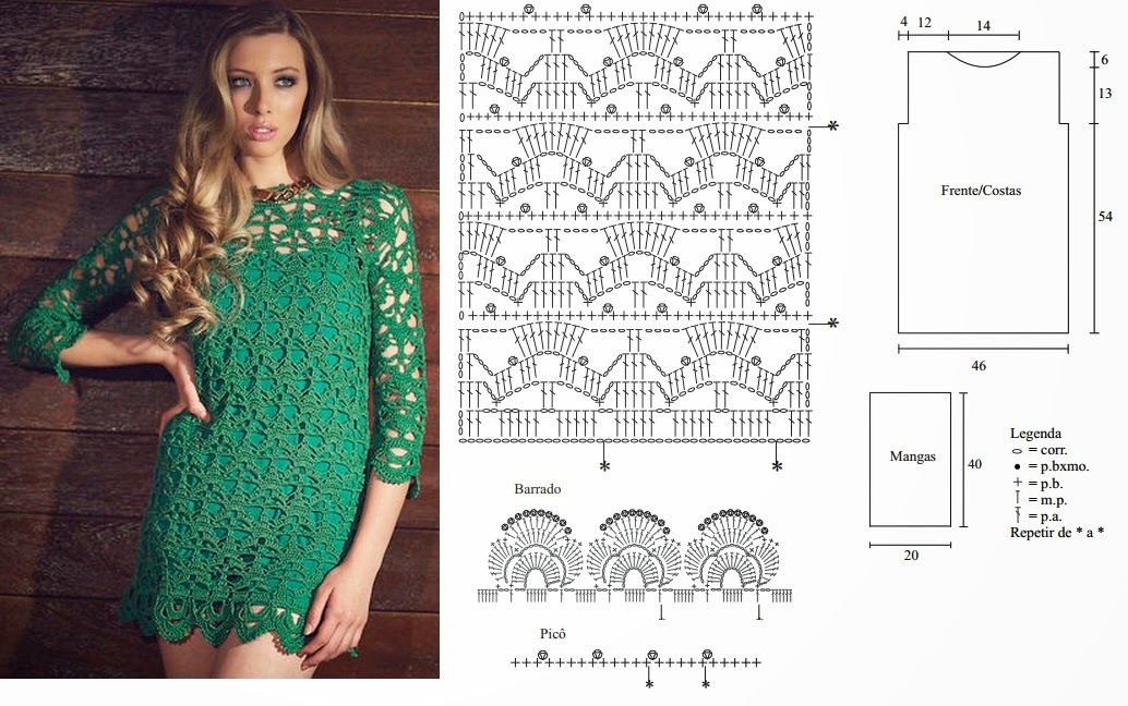Blusa De Crochê 40 Vídeo Aulas Gratuitas Modelos E Inspiração